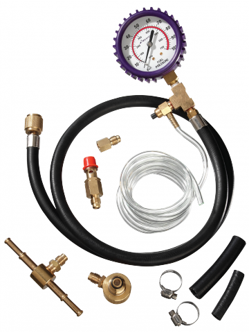 omc wiring diagram fuel system pressure testing actron  fuel system pressure testing actron