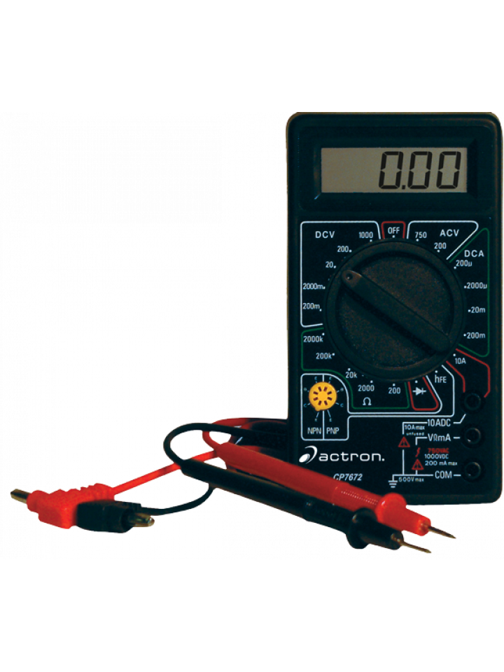 Digital Multitester