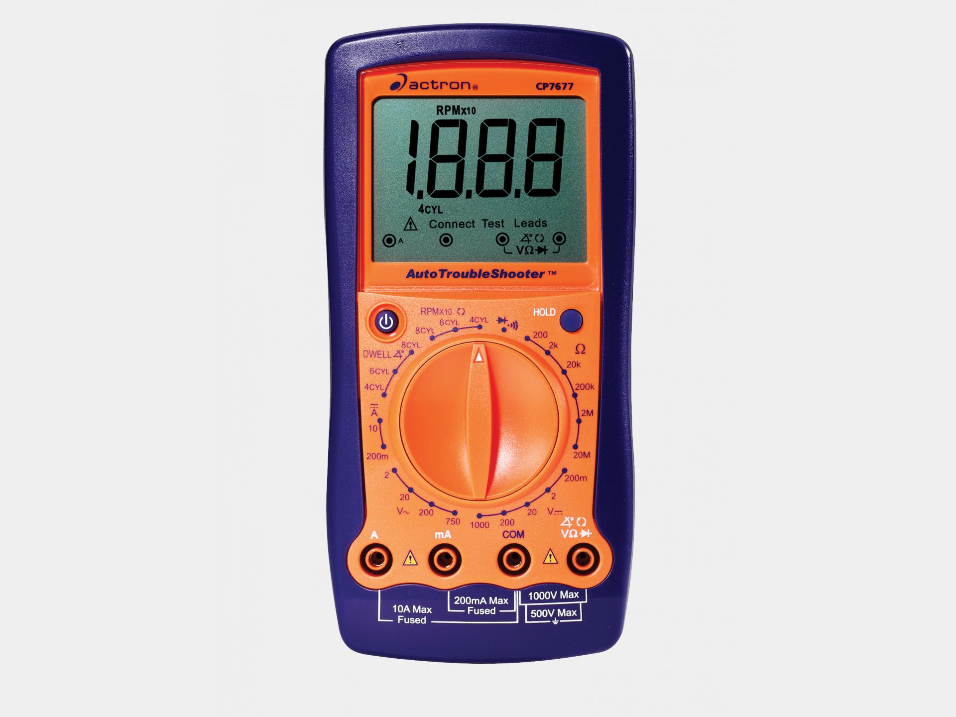 Otc 3980 Multimeter User Manual