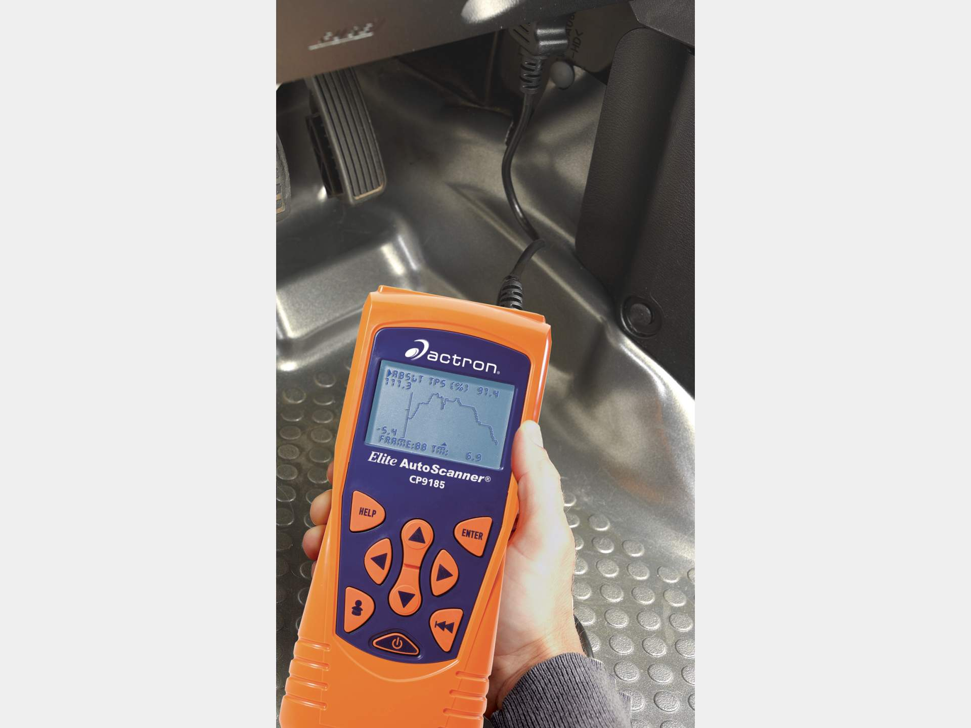 elite enhanced trilingual autoscanner obd ii can w optional obd i rh actron com Scan Tool Actron Super Auto Actron CP9185 Review