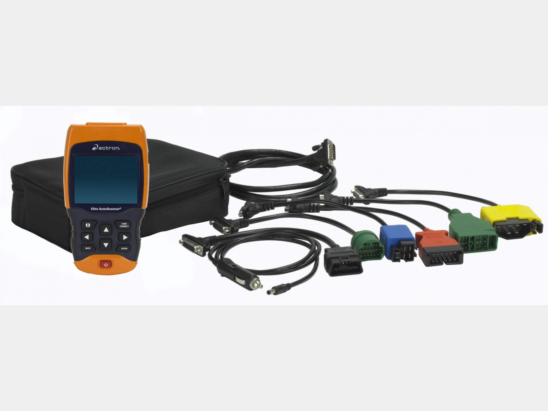Elite AutoScanner Kit - Enhanced OBD I & II Scan Tool | OBD 1300