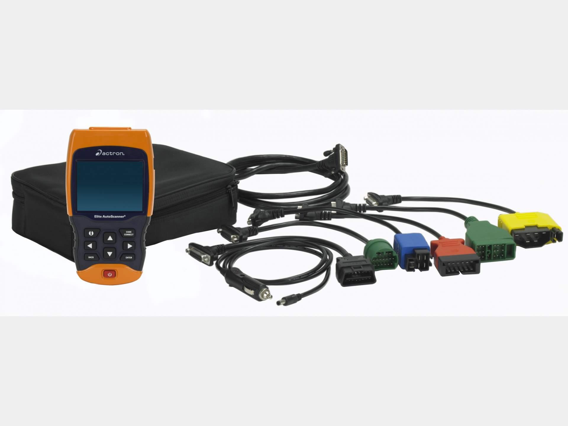 Elite Autoscanner Kit Enhanced Obd I Ii Scan Tool 1300 Obd2 Wiring Diagram And
